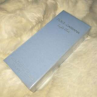 D&G Dolce & Gabbana Light Blue Women DNG