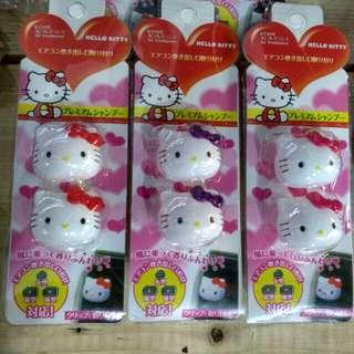Hello Kitty Car Perfume