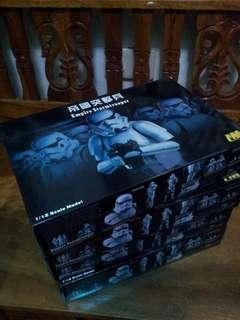 1/12: Stormtrooper Model Kit