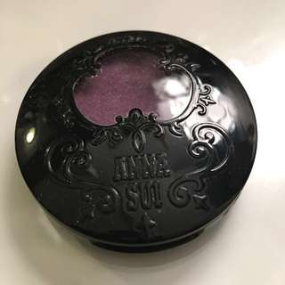 Anna Sui Purple Eyeshadow