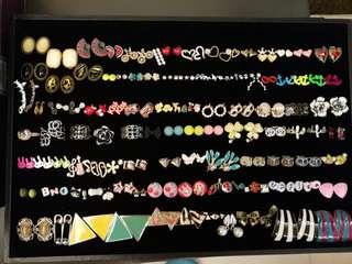 清飾櫃! 全新首飾、戒指、頸鏈、耳環、手錬、手鈪免費
