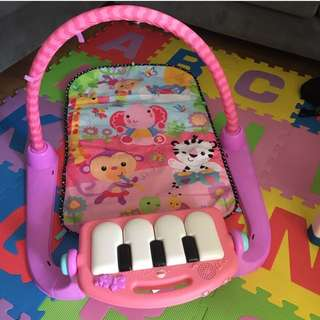 Fisher-price kick&play piano gym