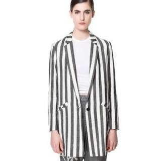 Zara linen oversized