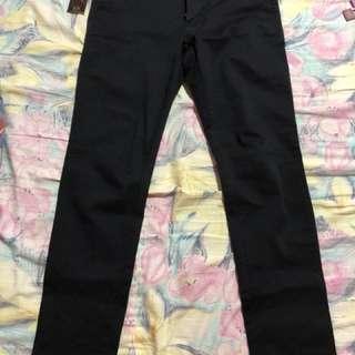 Baleno Black Pants