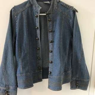 Topshop Trendy Denim Jacket