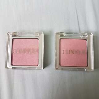 Brand New Clinique Iced Lotus Blushing Powder