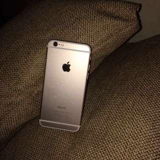 iPhone 6 64gb US Gpp LTE