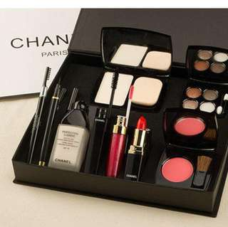 Chanel 9 in 1 Makeup Set