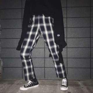 原宿韓風褲子
