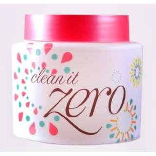 包爺美妝 韓國Banila co 皇牌保濕卸妝凝霜 180ml #ZERO