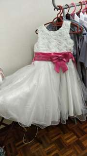 Princess dinner dress x 3 pieces