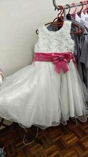 Princess dinner dress x 3 pieces