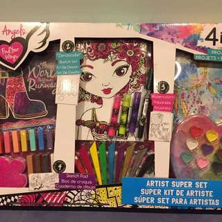 4-in-1 Arts set