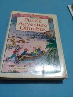 Puzzle Book for sale