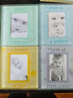 Baby Photo Coasters