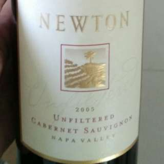 [For Sale] 2005 Newton Unfiltered Cabernet Sauvignon