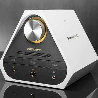 Creative x7 limited edition with EMU speakers
