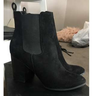 Billini 'Jada' black boots
