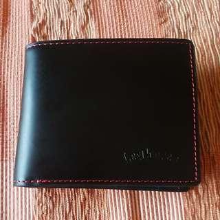 Lee Cooper Men Wallet Black
