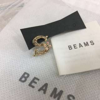 Beams S 耳環