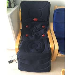 Heated Massager - on Bed or chair