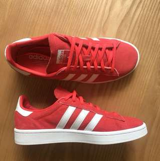 ADIDAS Campus Sneaker In red
