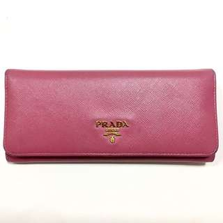 Authentic Prada Wallet/Purse
