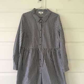 Size 14 | Gingham Dress