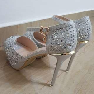Wedding Heels BRAND NEW (Prom/Grad/Wed/Ball)