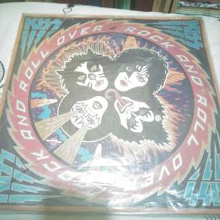 Kiss Rock and Roll Over Vinyl LP