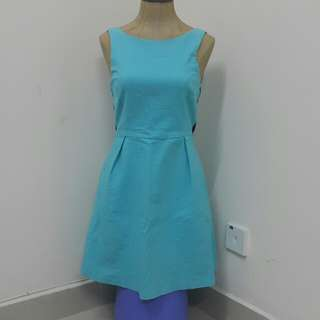 #Swap Zara Turquoise Dress