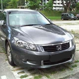 Honda Accord 2.0 ivtec 2008