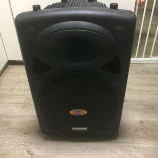 Giant Speaker for Sale