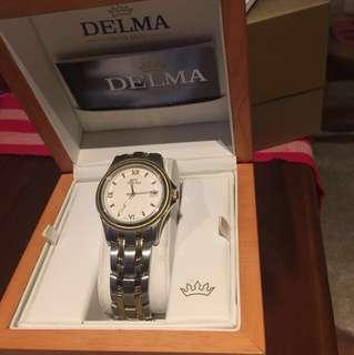DELMA Men Watch  (unworn)-Free Delivery