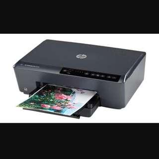 HP Officejet 6230 Printer 打印機