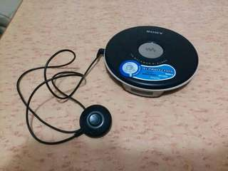 Sony CD walkman player