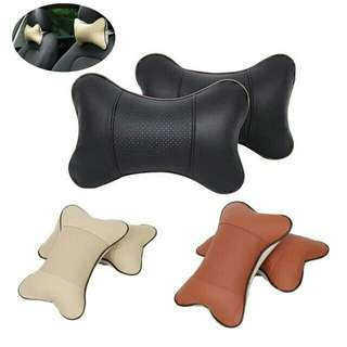 2pcs. Car Seat Headrest Pillow