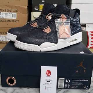 air jordan 4 pinnacle obsidian, color black