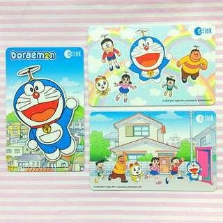 Doraemon Ezlink Card