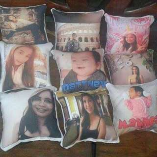 Personalize made to order pillows we customize just for you