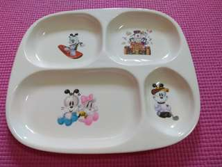 Toddlers food tray
