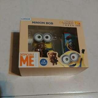 Minion Bob 迷你兵團小童八達通小童
