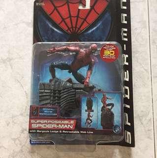 Marvel Legends (Spiderman 1 Movie Series) Spider-Man