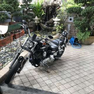Harley-Davidson superglide for sales