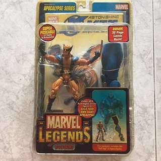 Marvel Legends Astonishing Wolverine