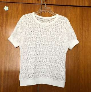 Kitschen Lace White Top