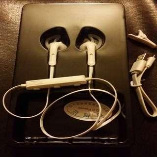 運動型  藍芽耳機