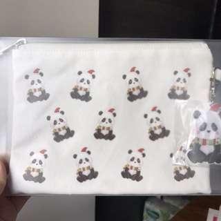 BN panda pouch