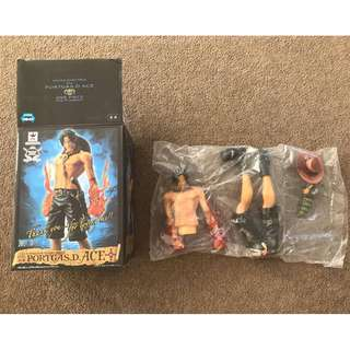 Brand New One Piece Character Action figures
