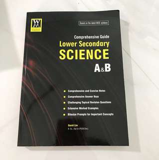 Compre. Guide Lower Sec Science A & B